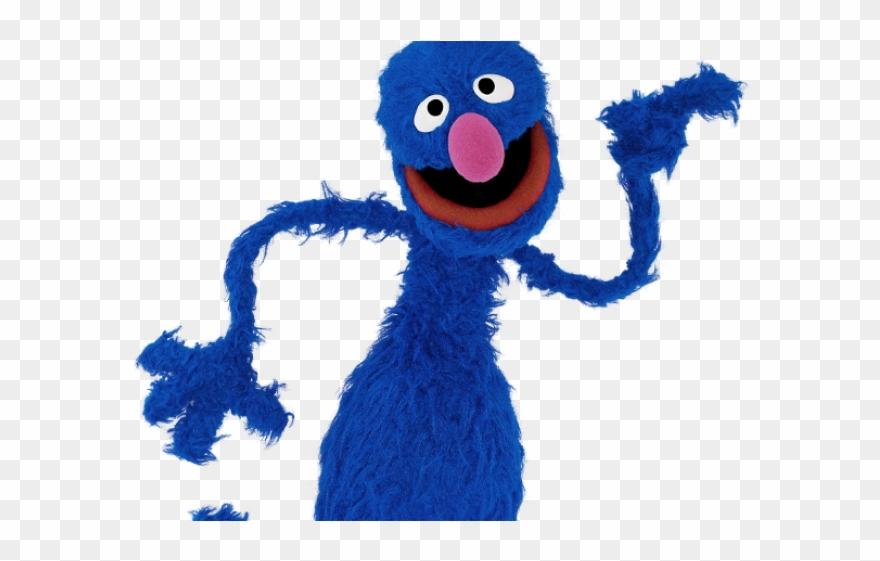 Sesame Street Clipart Grover.