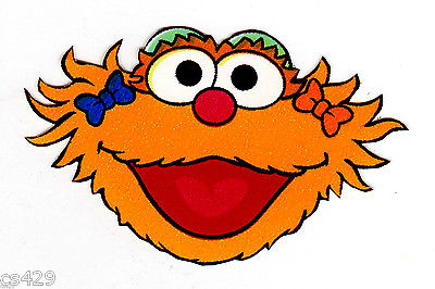 791 Sesame Street free clipart.