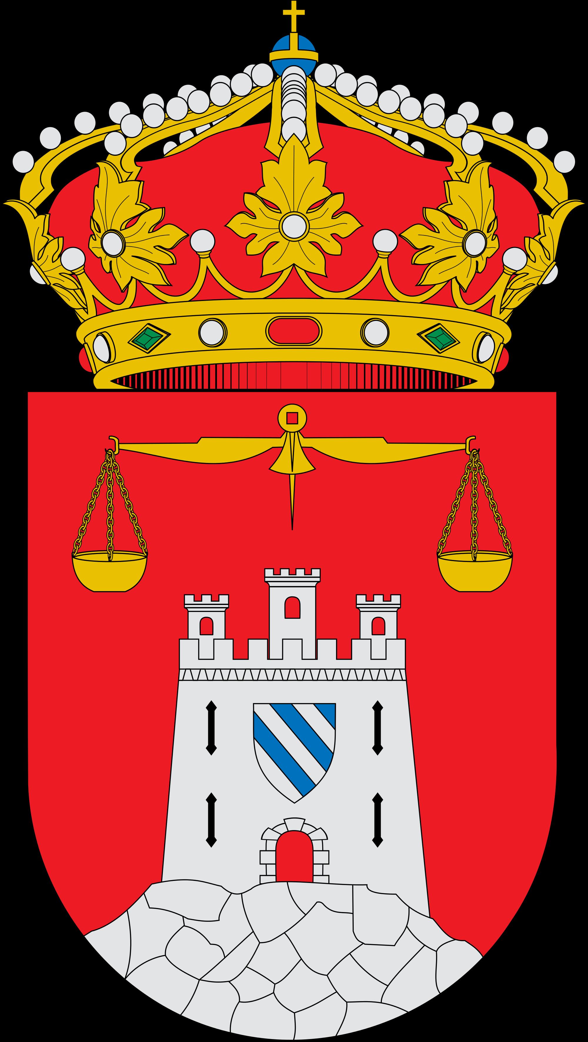 File:Escudo de Sestrica.svg.