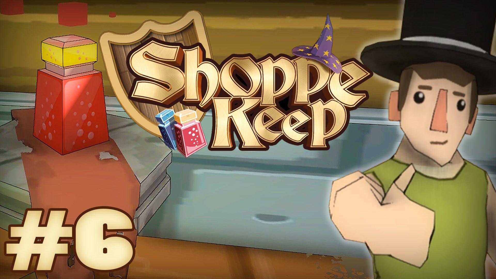 Shoppe Keep.