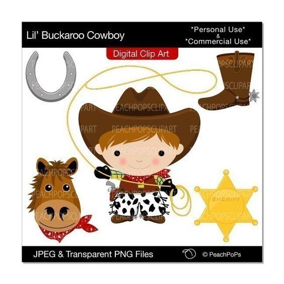Lil Buckaroo Cowboy.