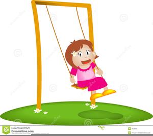 Clipart Swing Set.