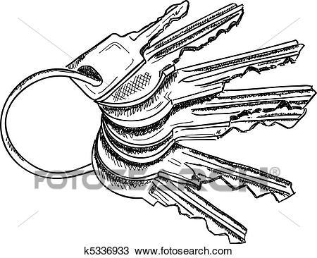 Keys Clipart & Look At Clip Art Images.