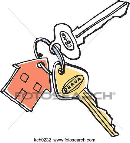 Set of keys clipart 4 » Clipart Portal.