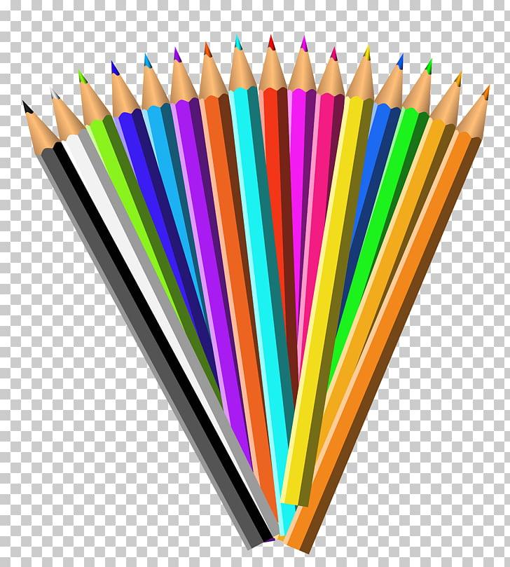 Pencil , Pencils Transparent , assorted.