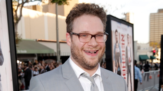 Seth Rogen tweets NY Times a history lesson on Nanaimo Bar.