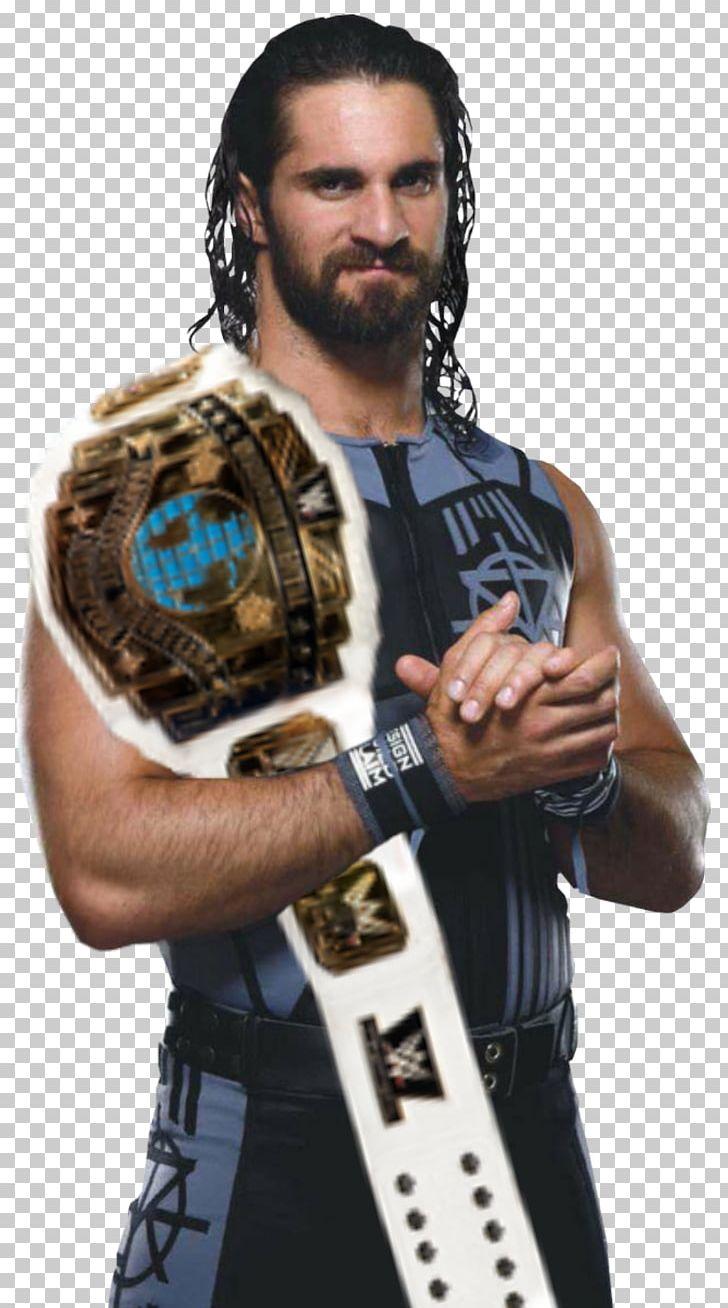 Seth Rollins WWE Intercontinental Championship WWE.
