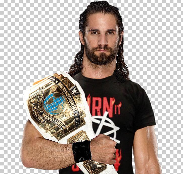Seth Rollins WWE Intercontinental Championship WWE Raw WWE.