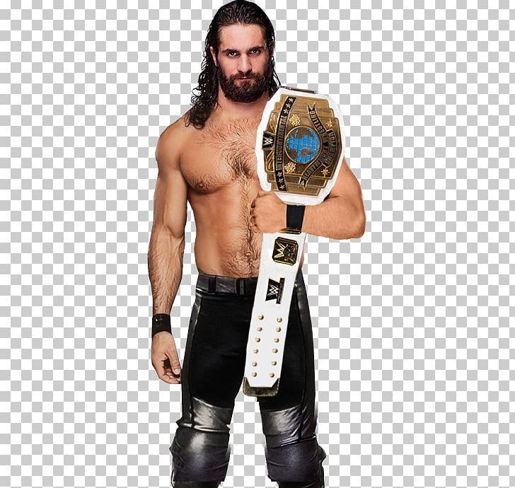 Seth Rollins WWE Intercontinental Championship Professional.