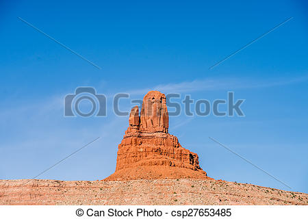 Pictures of monument valley setting hen monument csp27653485.