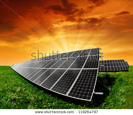 Solar Energy Stock Photos, Royalty.