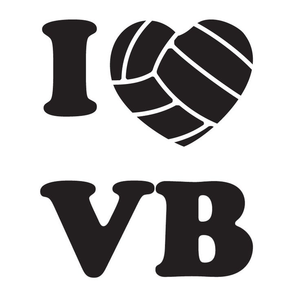 Volleyball Setting Clipart.