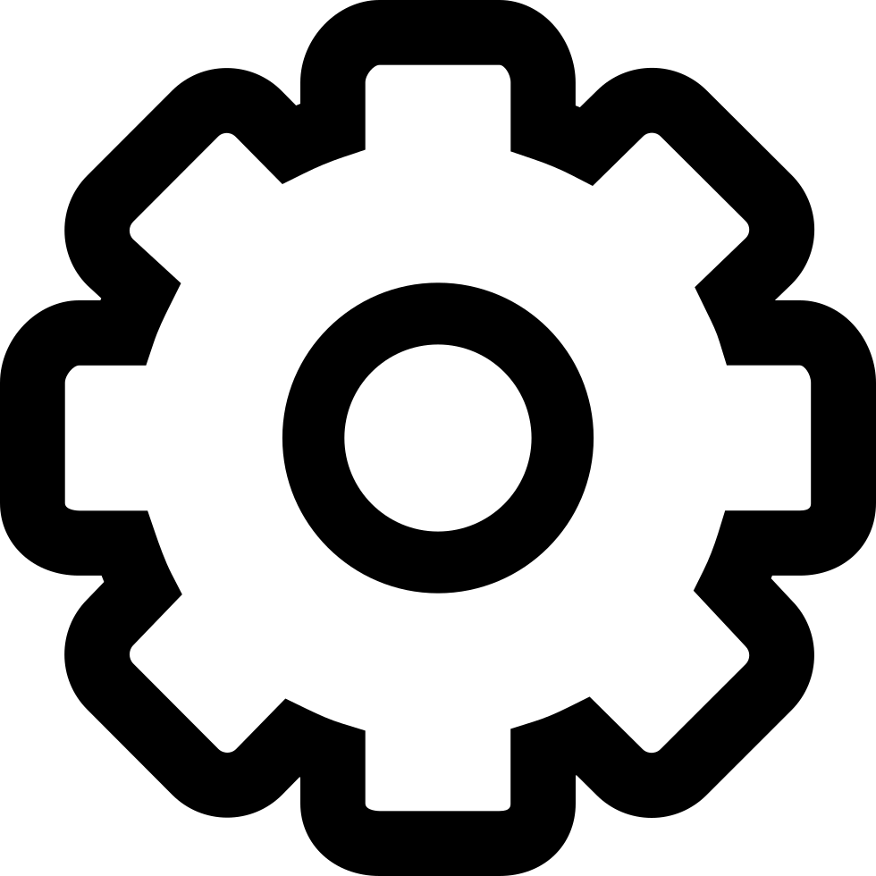Setting Icon Png #342393.