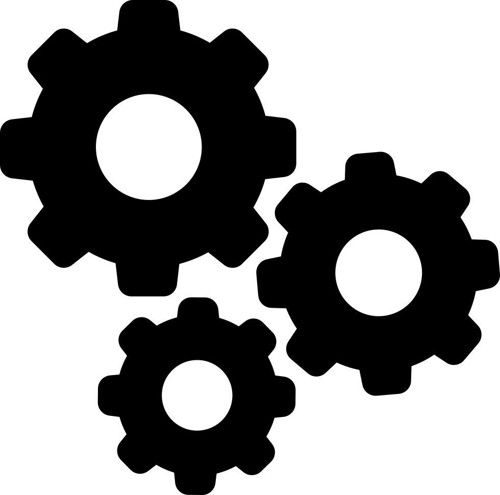 Gears Png File Settings Logo Png.