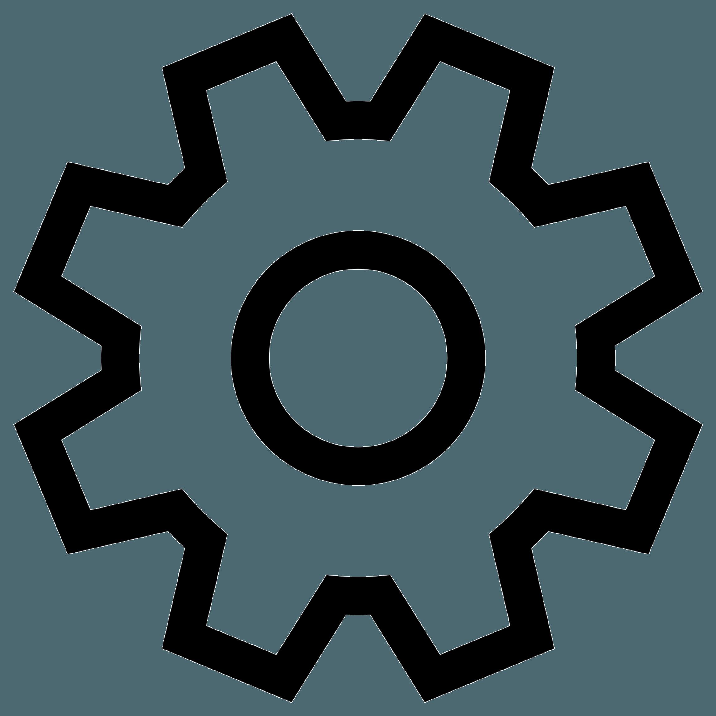 Settings App Logo.