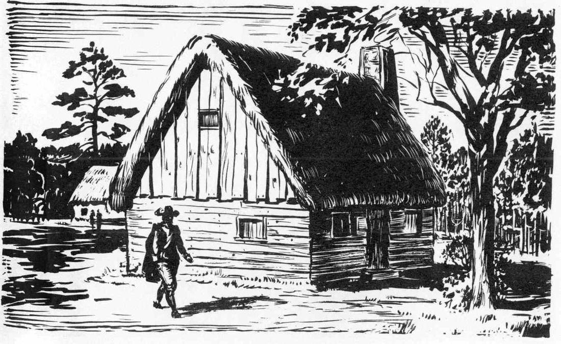 Settlement Clipart.