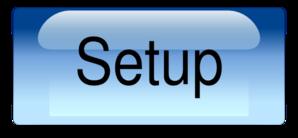 Setup.png Clip Art at Clker.com.