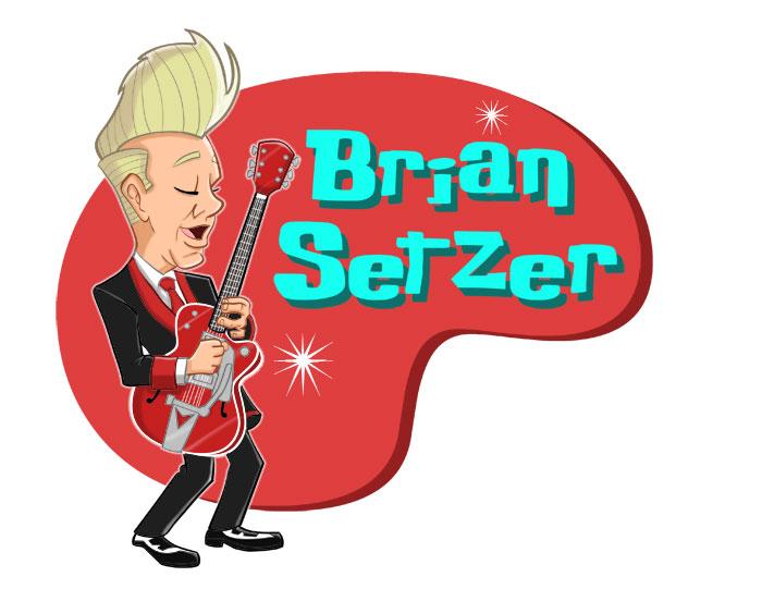 Happy Birthday Brian Setzer by rockabillylaker on DeviantArt.