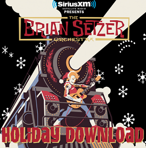 FREE The Brian Setzer Orchestra Holiday MP3 Album Download.