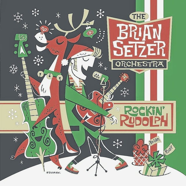 The Brian Setzer Orchestra to perform at F.M. Kirby Center in.