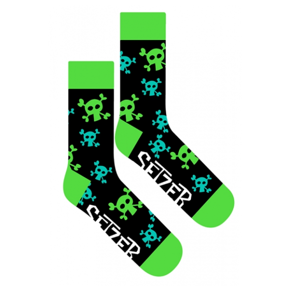 New Brian Setzer socks are now available!.