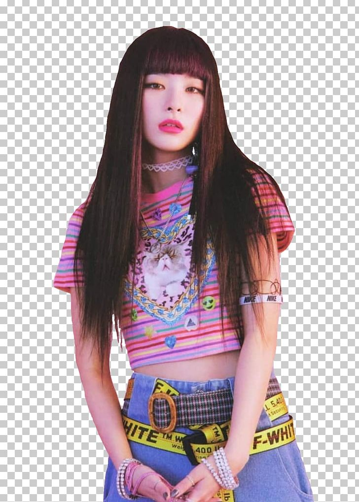 SEULGI The Perfect Red Velvet Bad Boy Perfect Velvet PNG.