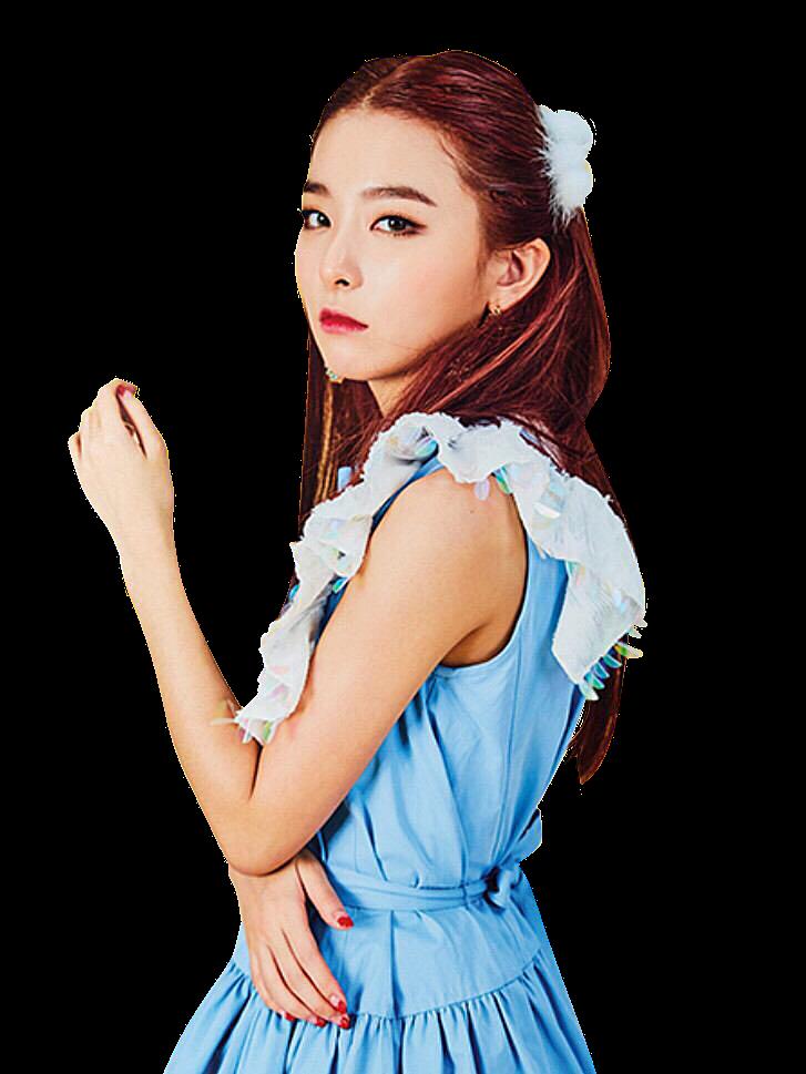 Seulgi png stickers transparent kpop edit aesthetic.