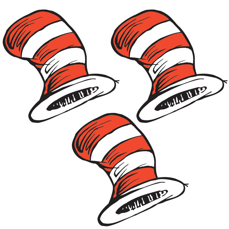 Dr seuss cat in the hat clip art free.