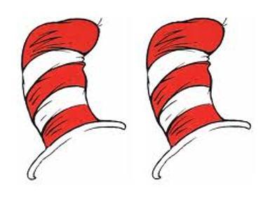 Dr Seuss Hat Clip Art.