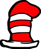 103+ Dr Seuss Hat Clip Art.