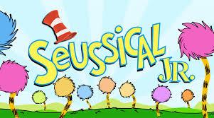 logo for Seussical Jr..