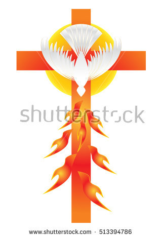 Pentecost Stock Images, Royalty.