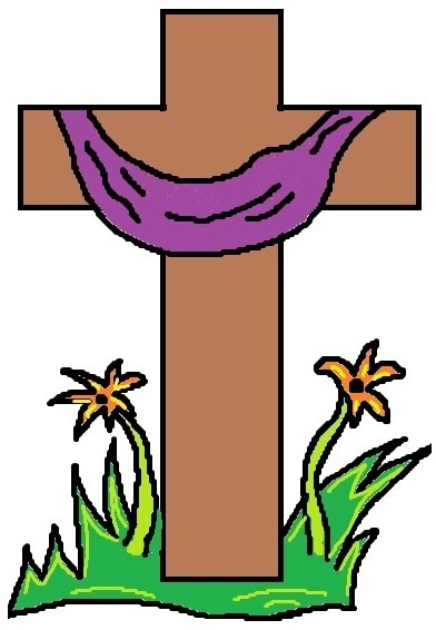 The Resurrections of the Seven Church Clip Art.