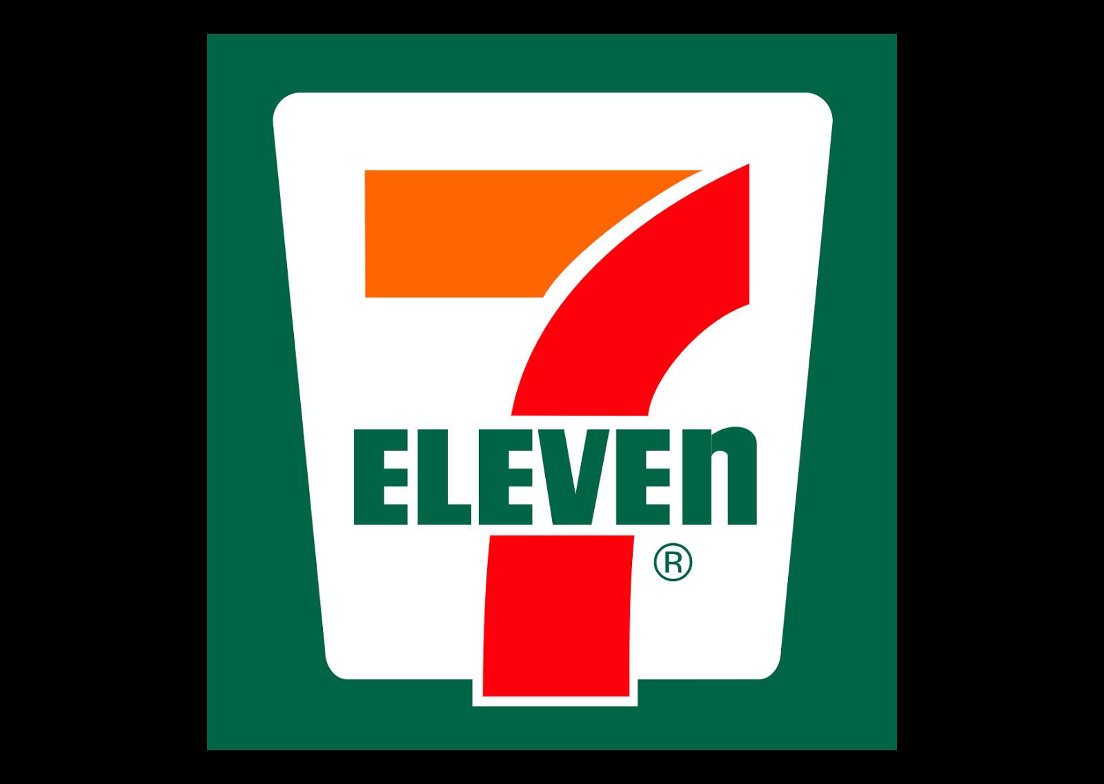 7 Eleven Logo Vector.
