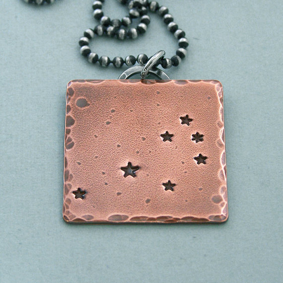 Seven Sisters Constellation Clipart.