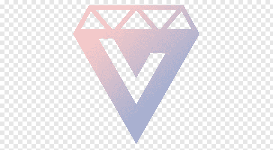 Diamond logo, Seventeen 17 Carat K.