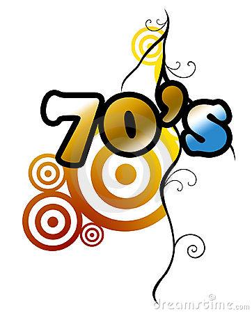 70s Groovy Clip Art.