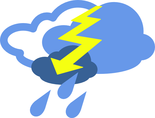 Clip Art Bad Weather Clipart.