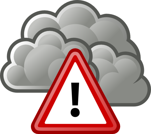 Severe Weather Best clipart free image.