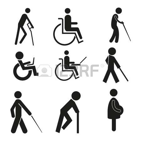 Severely Disabled People Stock Photos, Pictures, Royalty Free.