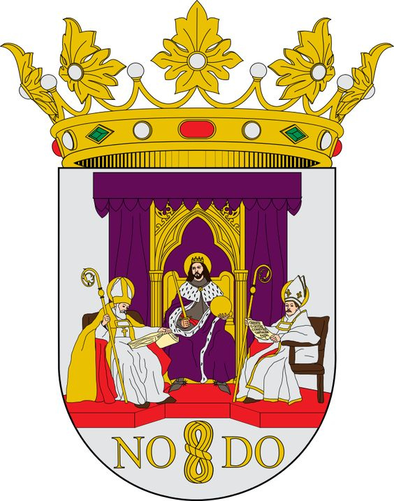 Coat of Arms of Sevilla.