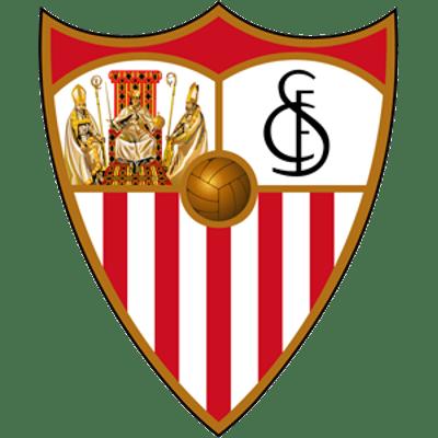 Sevilla CF Logo transparent PNG.