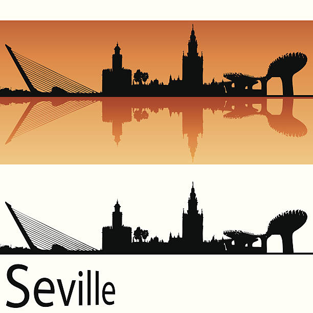 Seville Spain Clip Art, Vector Images & Illustrations.