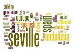 seville spain clip art.