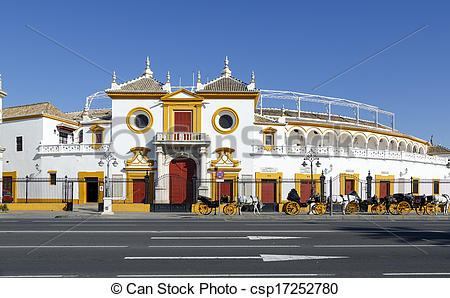 Pictures of Real Maestranza de Caballeria de Sevilla, in Seville.