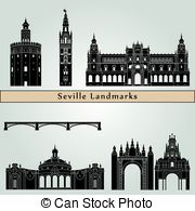 Seville Clipart and Stock Illustrations. 306 Seville vector EPS.