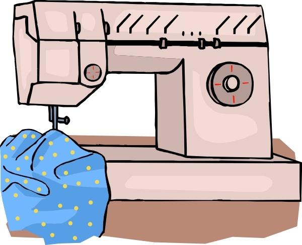 Sewing Machine Clipart & Sewing Machine Clip Art Images.