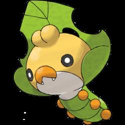 Sewaddle (Pokémon).