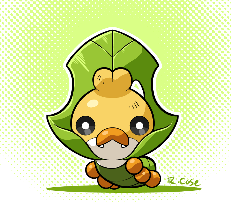 Sewaddle by rongs1234 on DeviantArt.