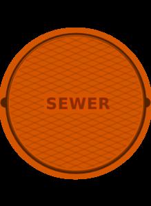 Sewage Cap Clip Art at Clker.com.